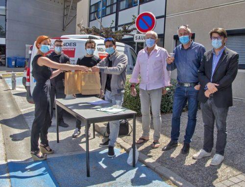Article de la «Gazette du Var» : Donnez du sens à votre déjeuner avec «Entrepreneurs & Citoyens» !