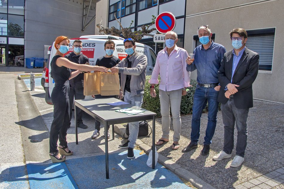 repas citoyens afuzi Entrepreneurs et Citoyens Var